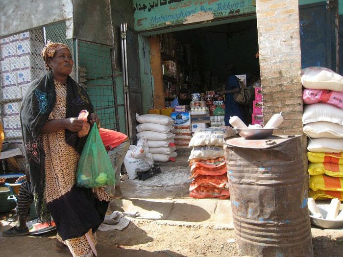 shop in Kaedi