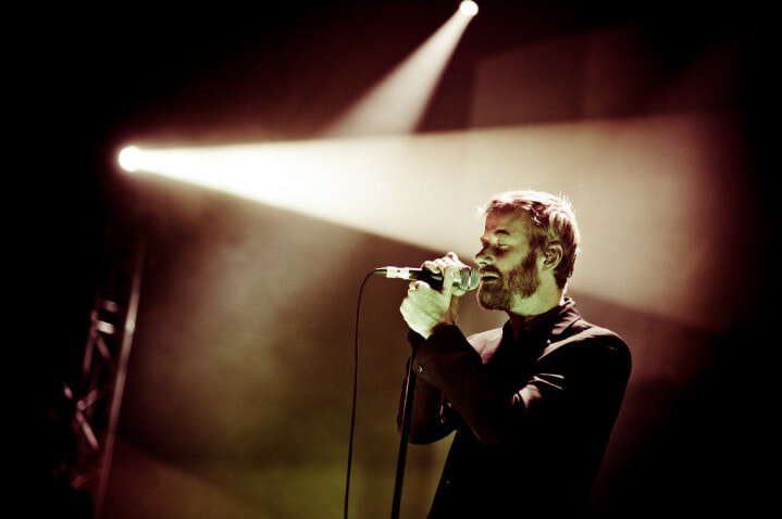 The National Live in Concert