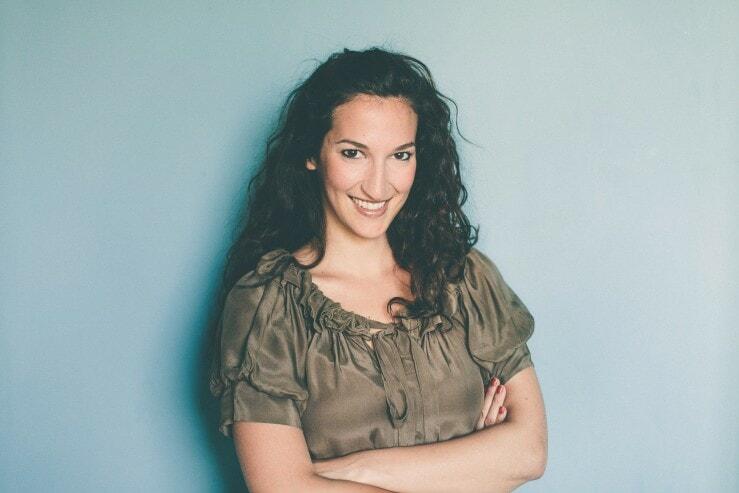 Lavinia davolio profile shoot