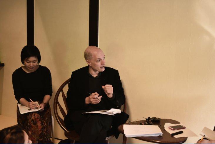 Alain de Botton in Cheongju 4