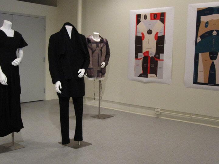 Zero waste garments and patterns