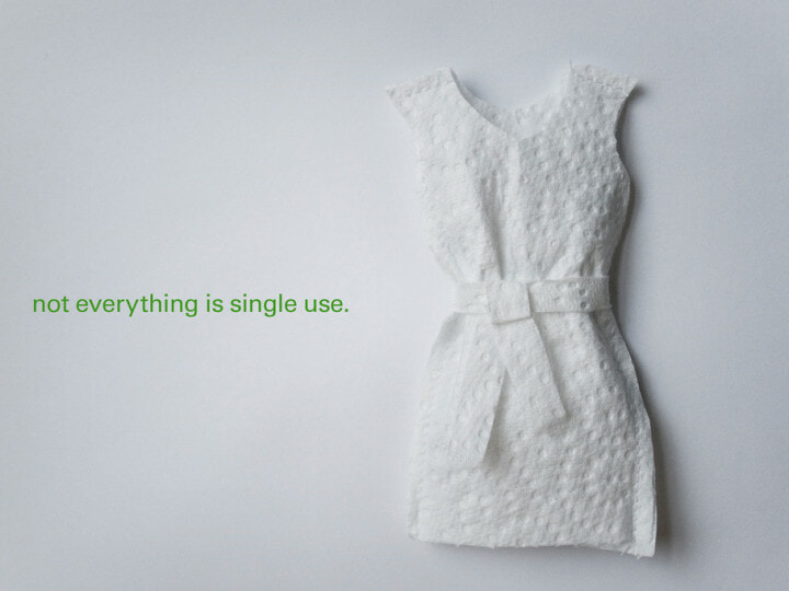 Not everything is single use