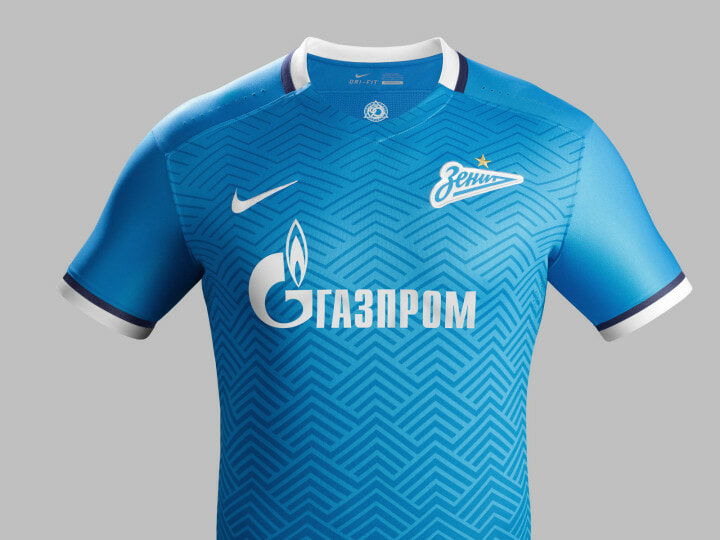 Nike for FC Zenit