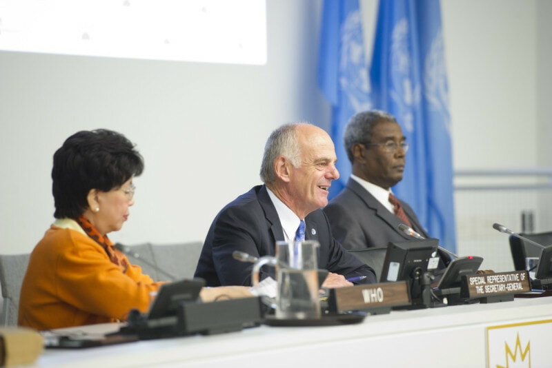 Special Representative Addresses High-Level Meeting on Food and Nutrition