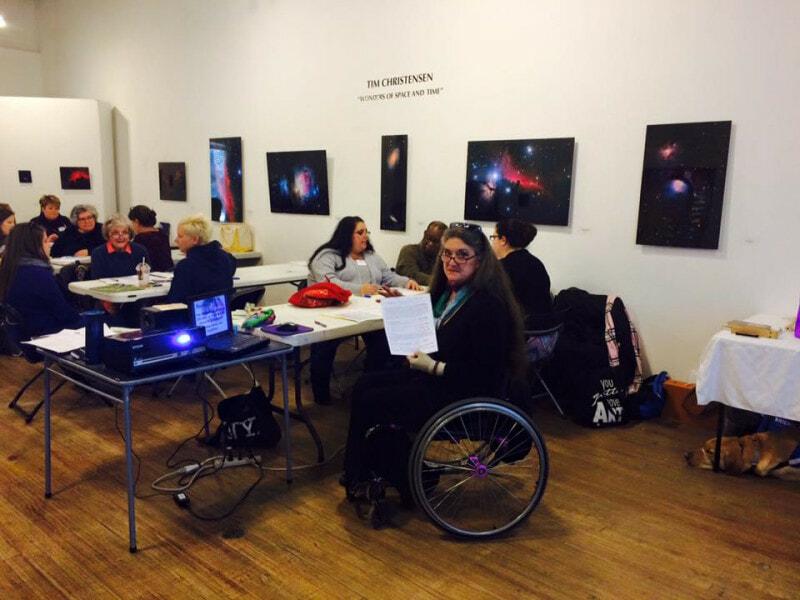 Workshop for Art Teachers