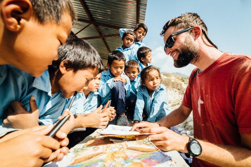Cotopaxi Philanthropy 2016