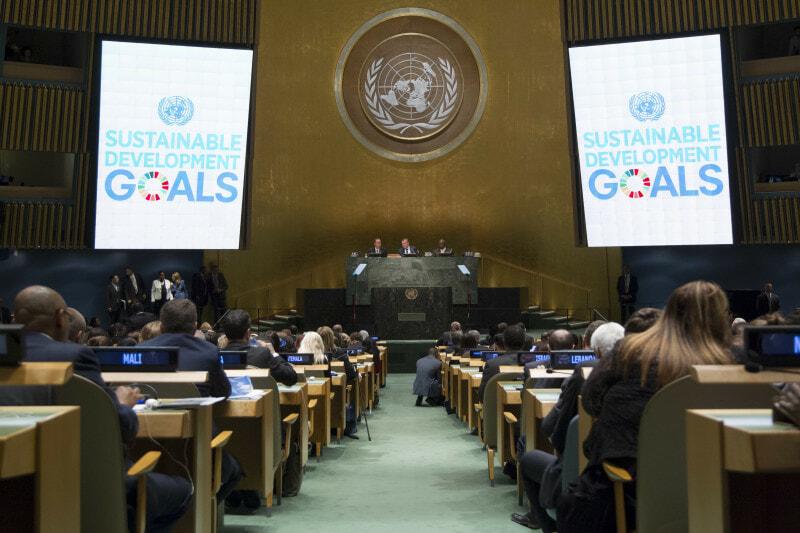 10th plenary meeting Closing of the High-level plenary meeting of the United Nations summit for the adoption of the post-2015 development agenda