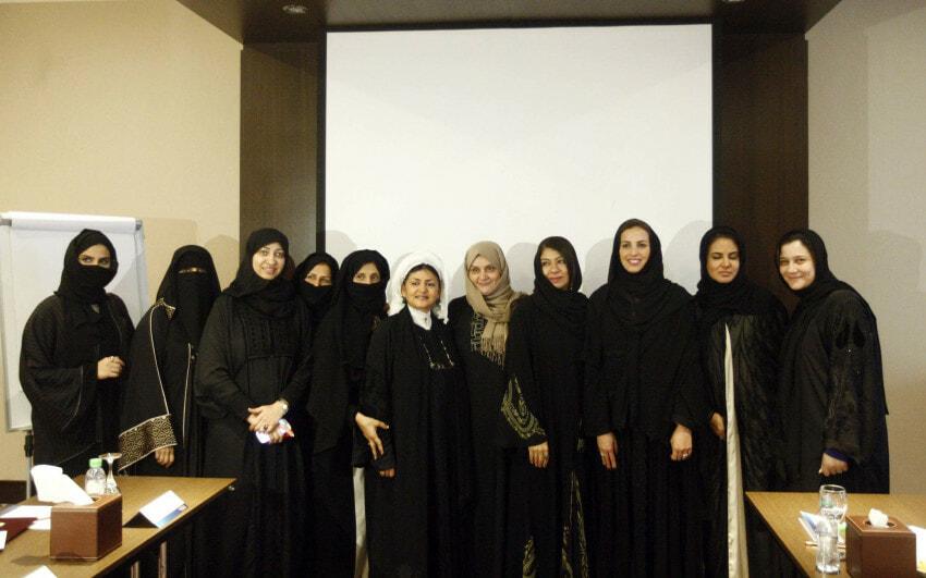 "Alwaleed-Foundation-Supports-""Sharika""-Graduation-Ceremony-June-2014"