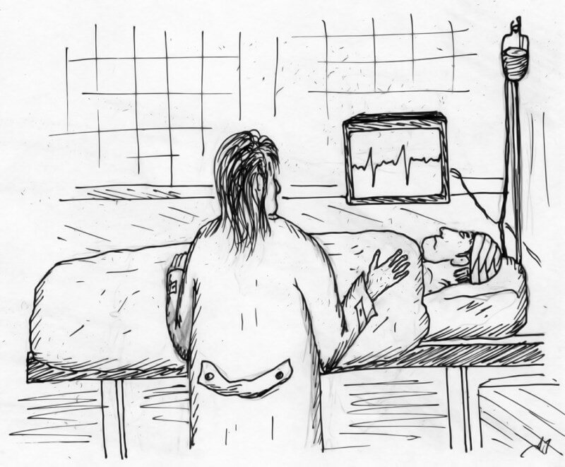 doctor illustration, medical, impakter