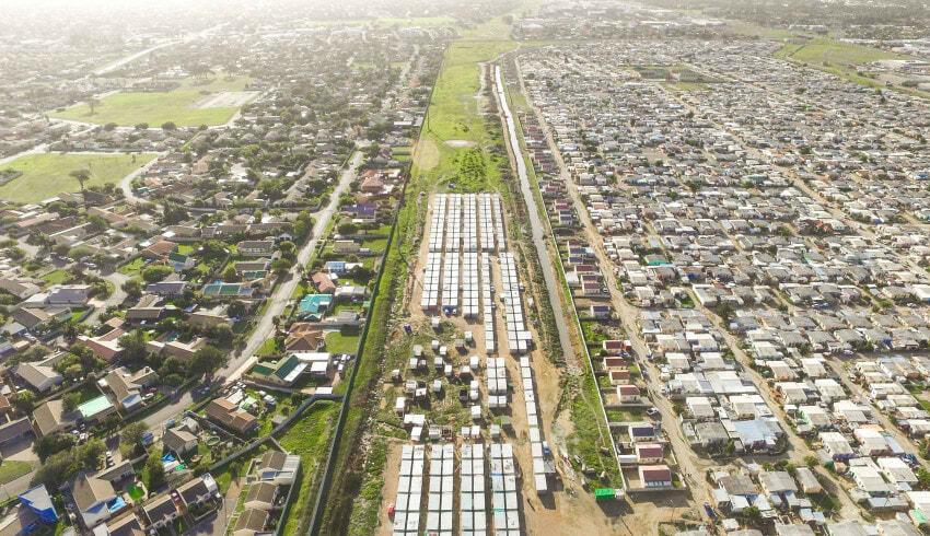 South africa inequality Nomzamo - Impakter