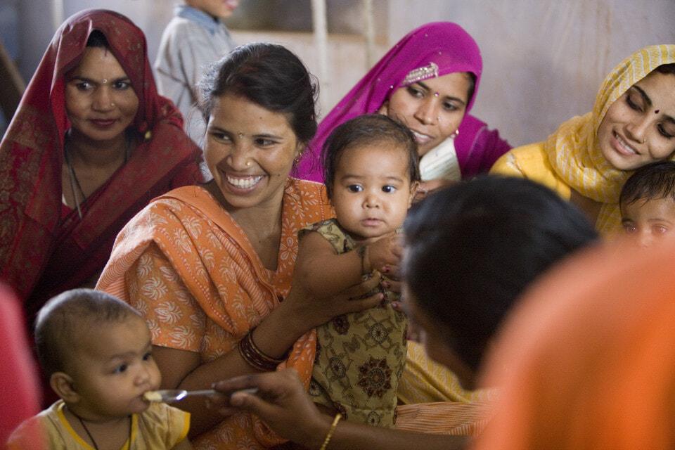 Primary Health Care in India.