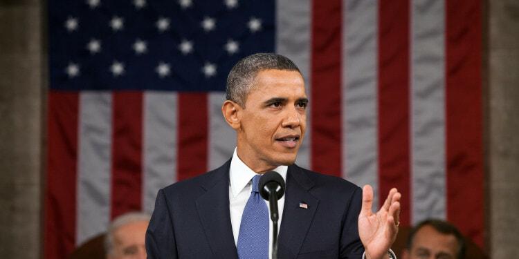 Obama, Impakter, USA