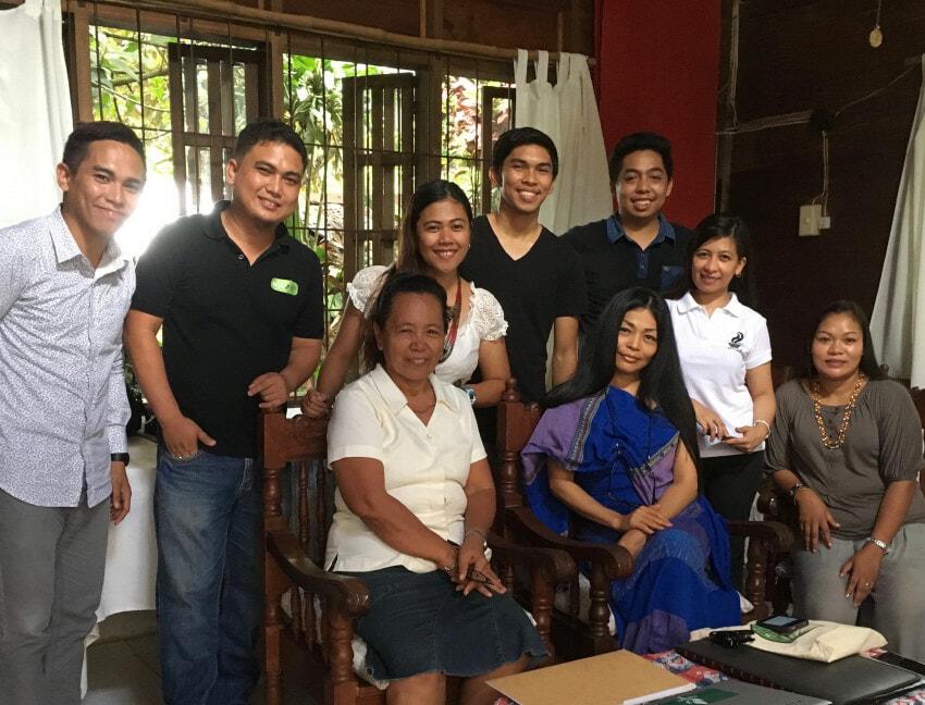 Agusan del Sur-School of Living Traditions facilitators