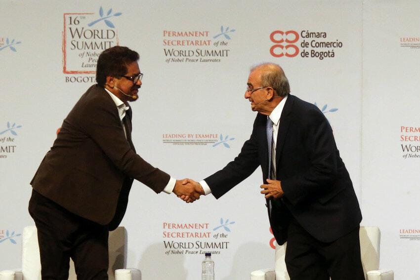 2016 World Peace Summit Nobel Laureates