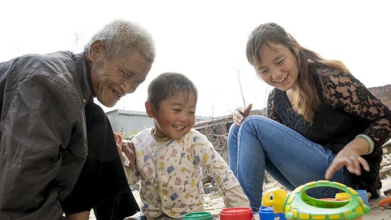 Impakter, SDG series, Jenny Bowen, NGO One Sky, caring for children