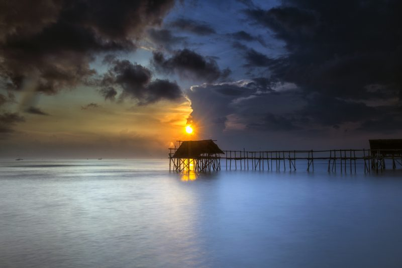water-house-sunset - world- water- day