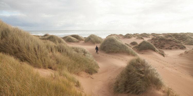 Sands of Forvie. Photo credit: Richard Gaston