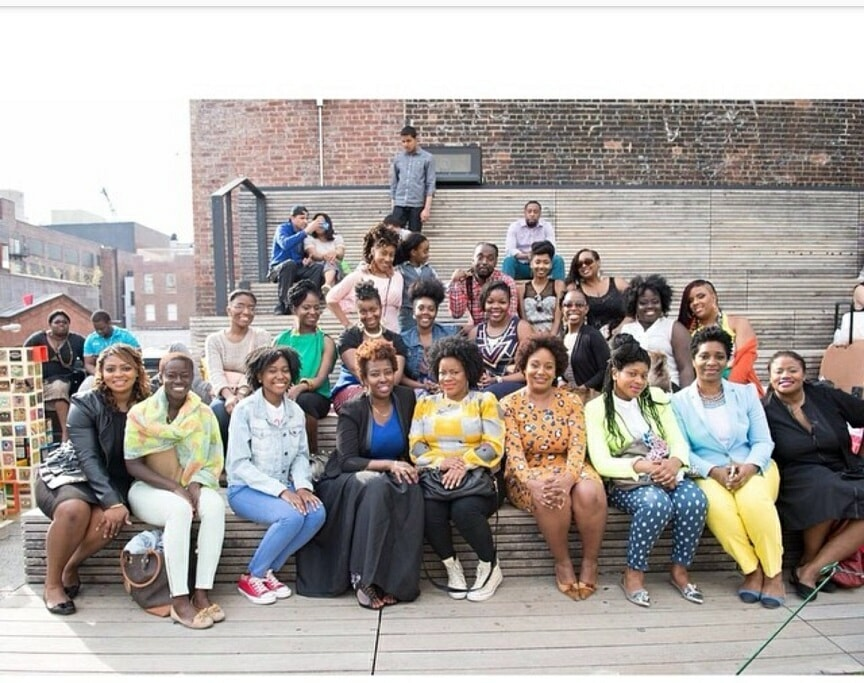 Naturals in the Park. Highline Park, NYC 2014