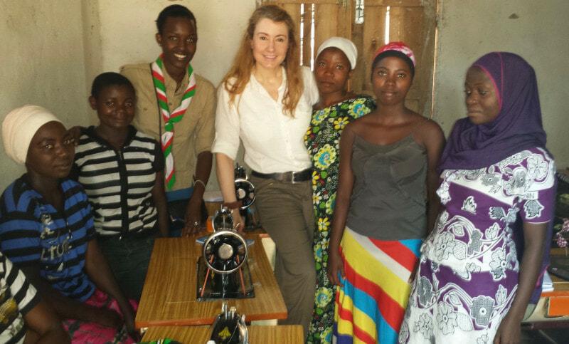 MOEnsor 5 - Female youth in Burundi
