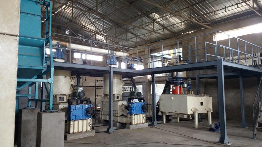 Admas edible oil processing cooperative Ethiopia