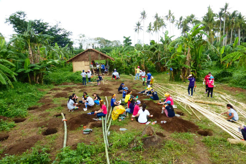 Green Village - Convergences Award Laureate ©Live Project 4 Youth