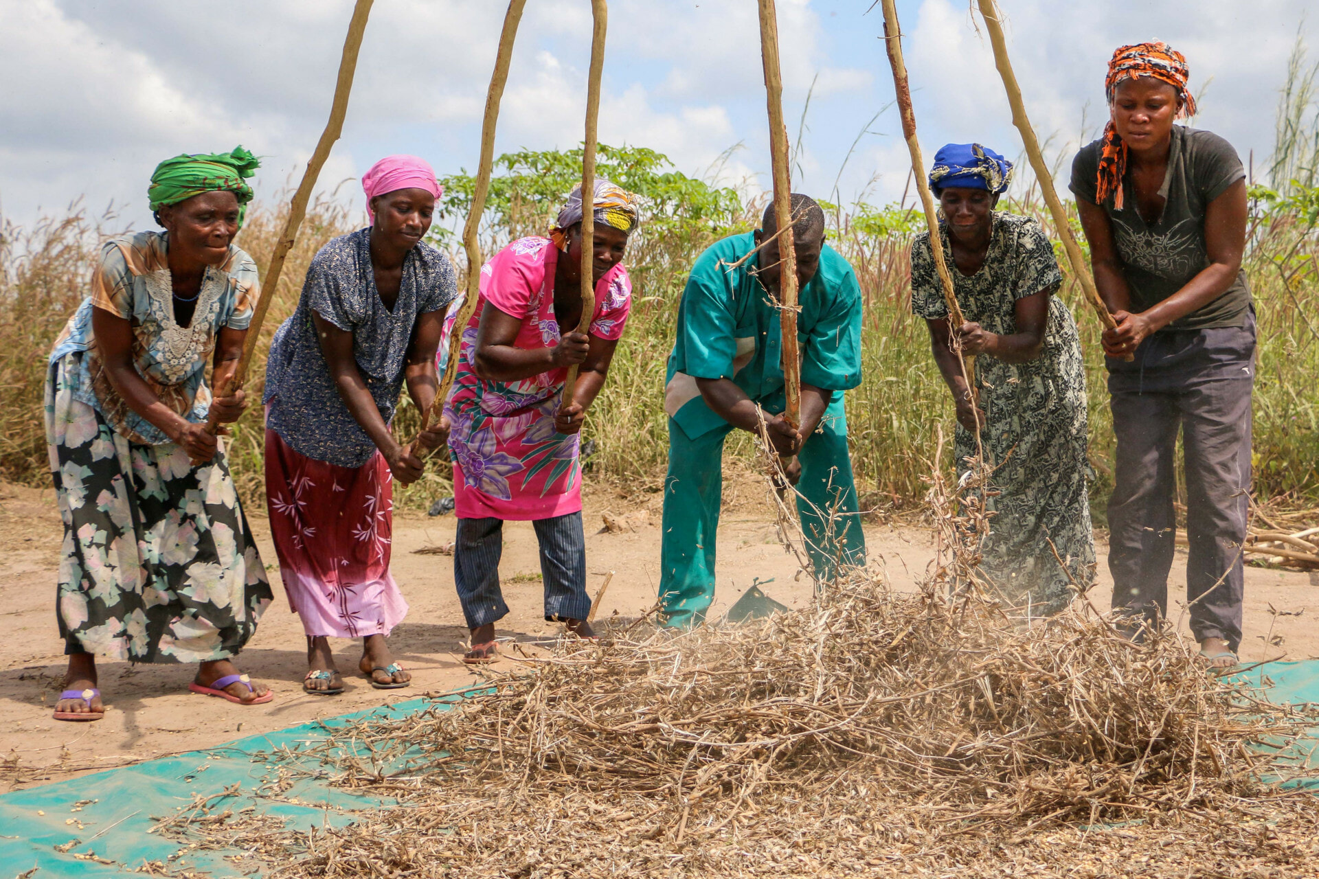 Agriculture - Ending Zero Hunger