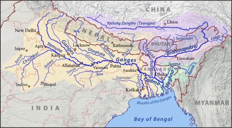 Transboundary Rivers