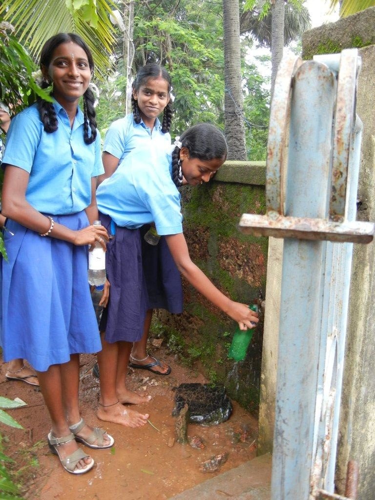 India Water Education
