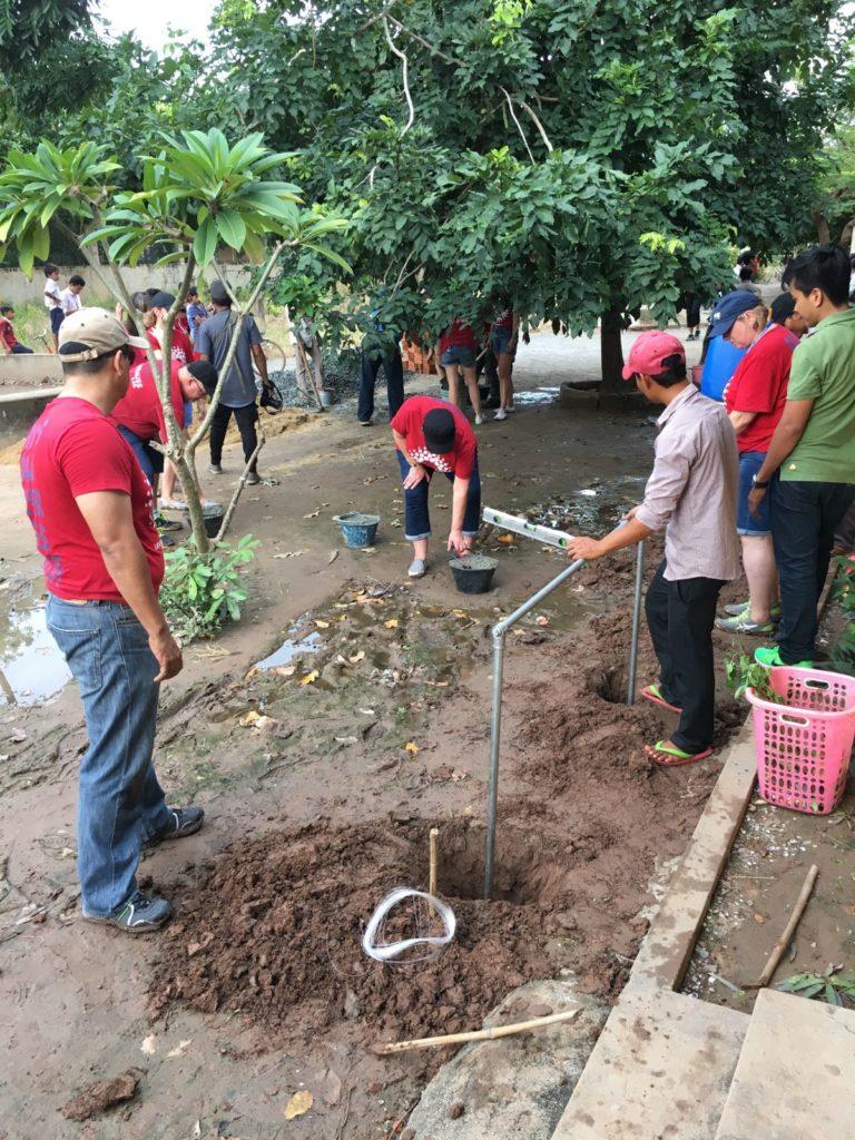 Cambodia Water Education