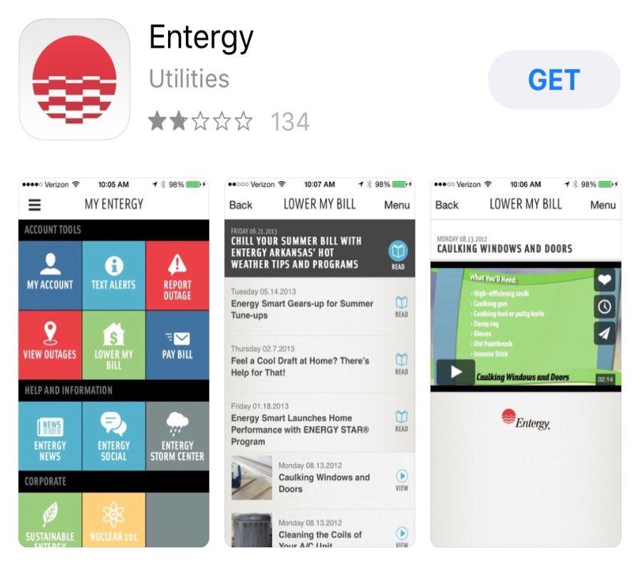 Entergy App