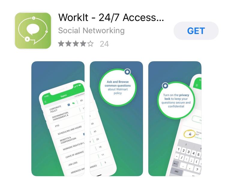 WorkIt App