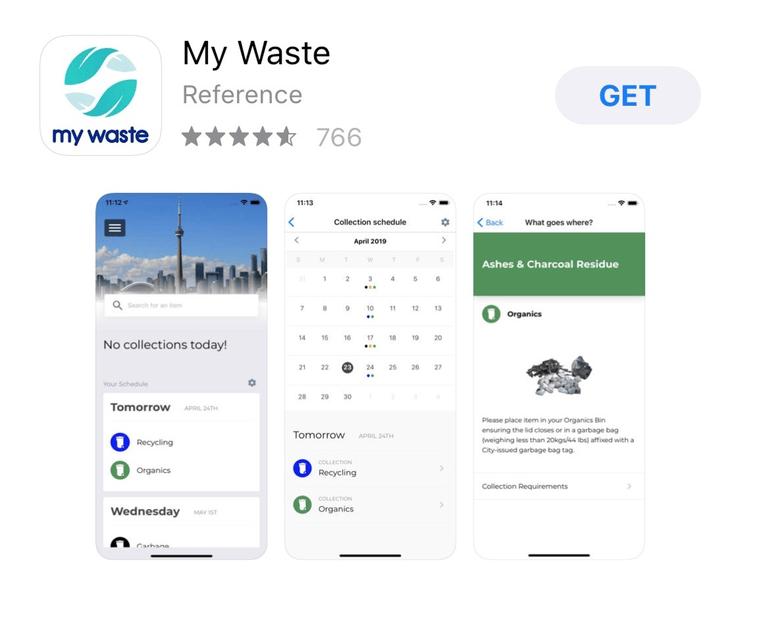 MyWaste App