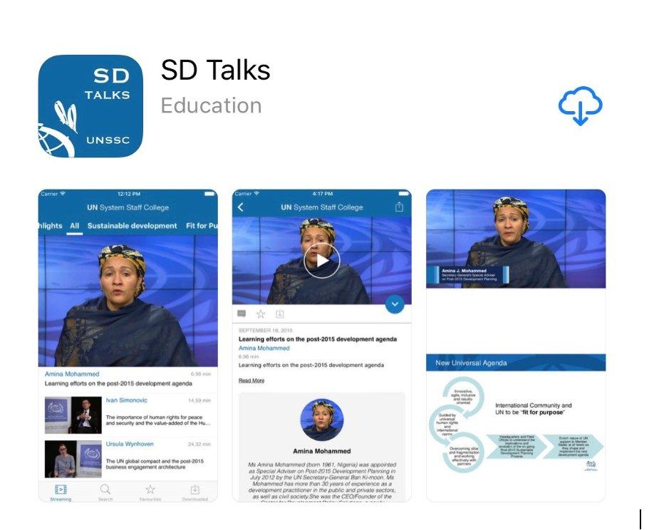 SD Talks App