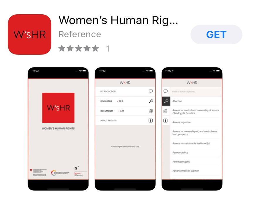 Women's Human Rights App