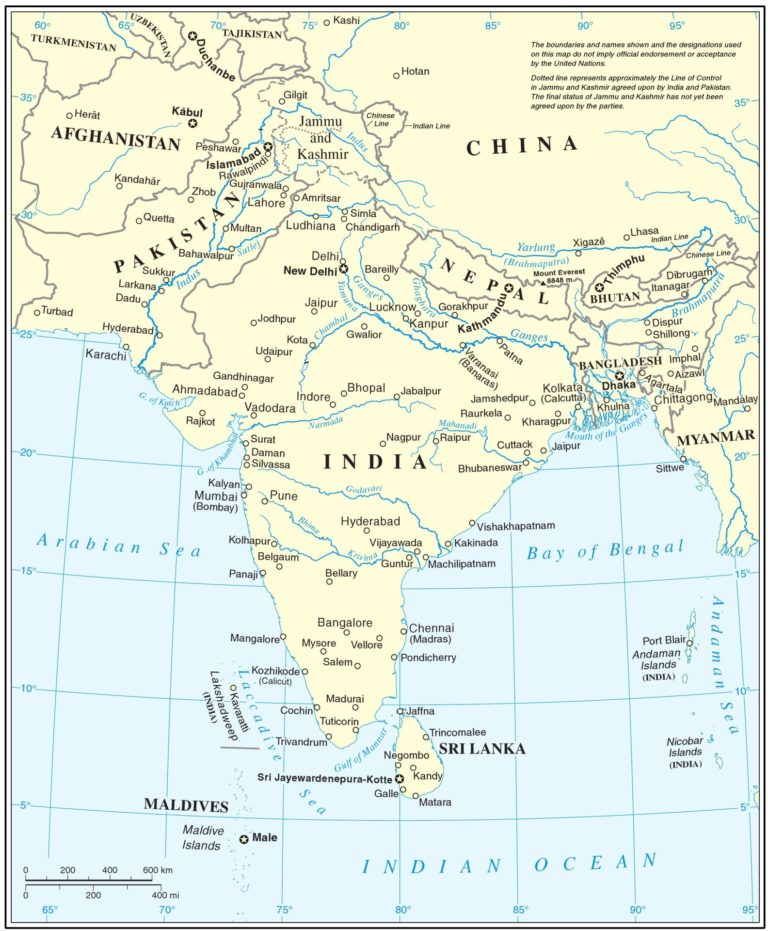 South Asia Transboundary Rivers