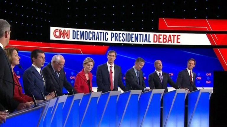 Dem Debate 2