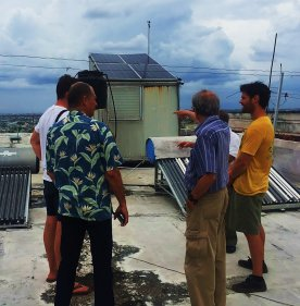 CubaSolar's Rooftop Laboratory