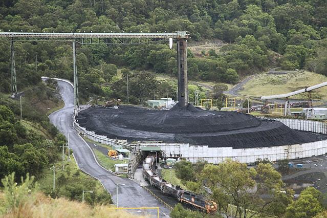 Australia's coal mines