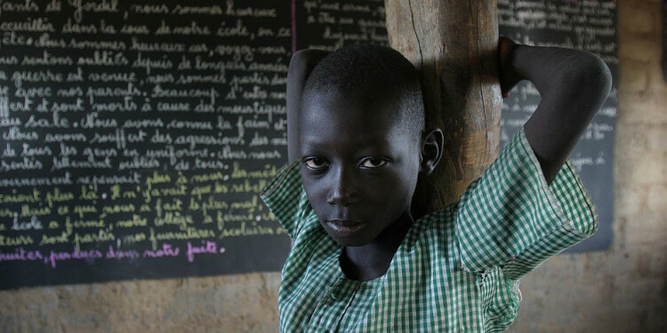 School crisis in Africa