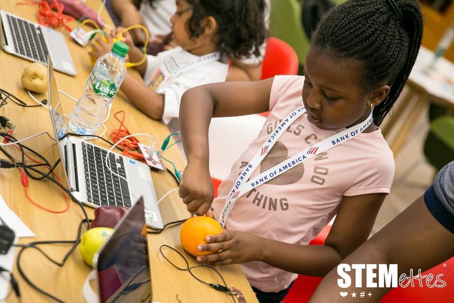 STEMettes Hack London @ CDW