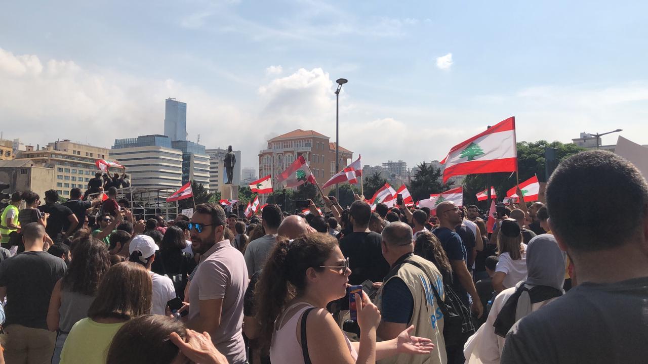 2019 Lebanese protests - Beirut