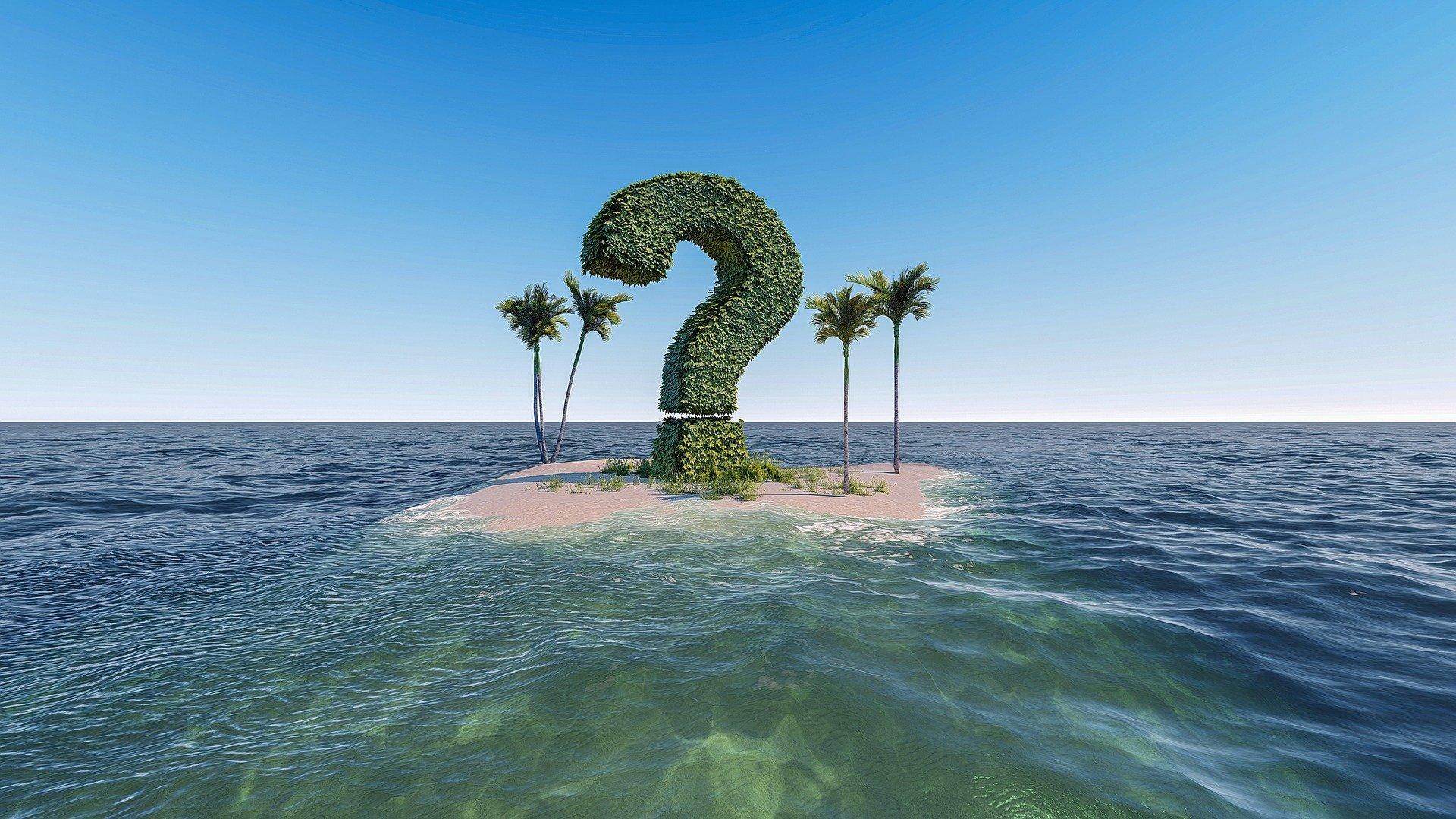 Question Mark Island