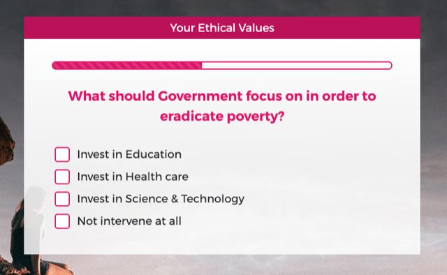 Ethical Capital App