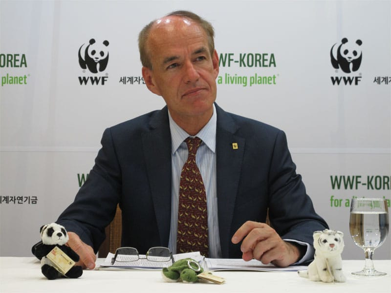 Marco Lambertini - Director-General WWF International
