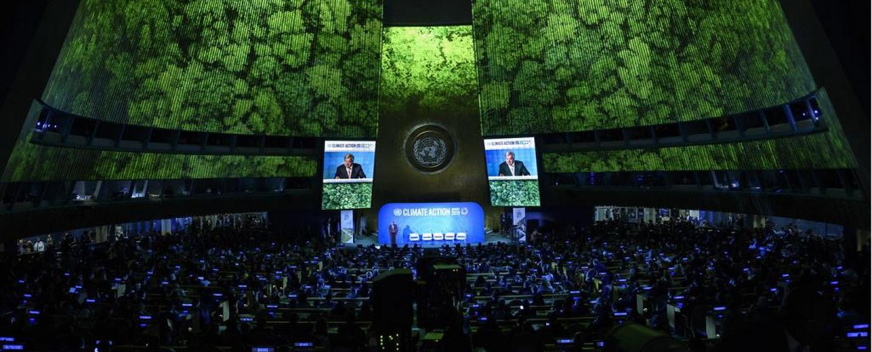 Climate Change Accord Paris