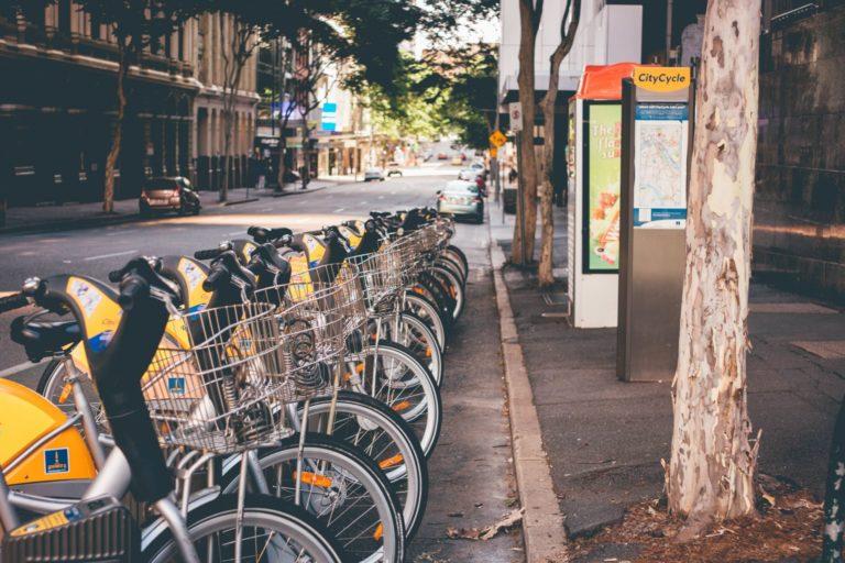 Public City Bicycles