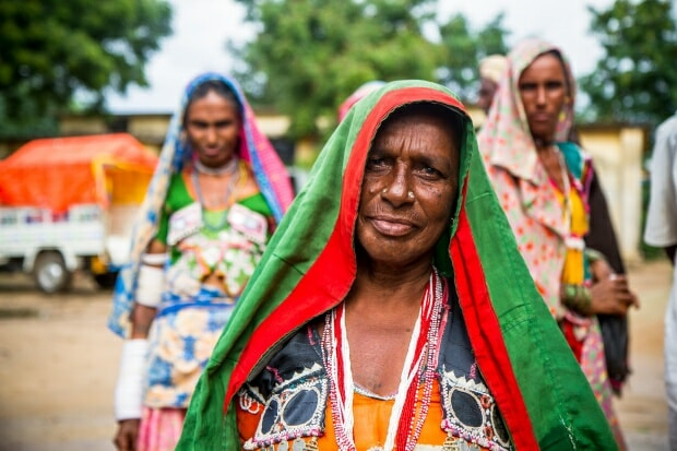 Gender research with Rural women