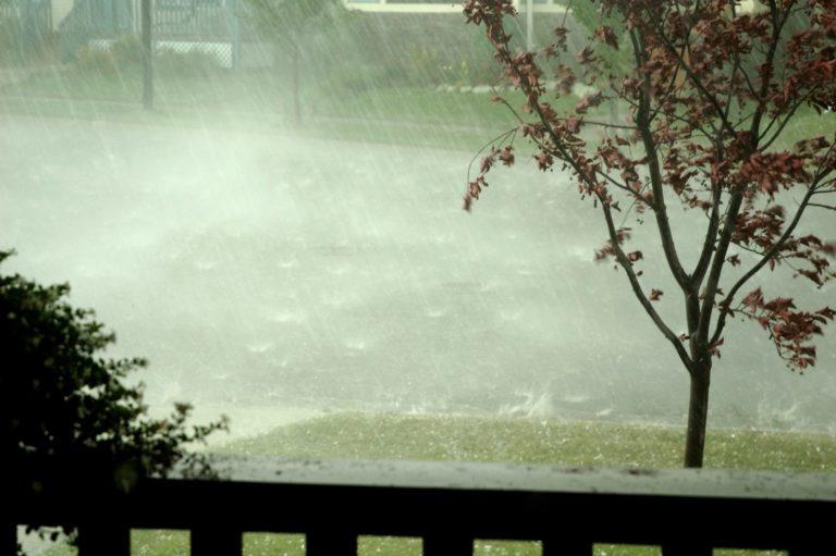 Calgary Hailstorm climate adaptation