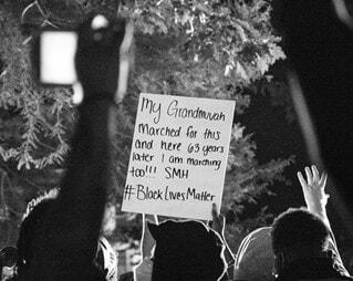 Civil Rights Protest