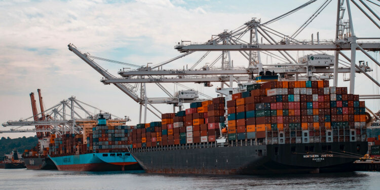 Maritime shipping containers